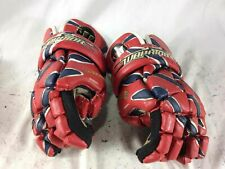 "Warrior Predator 12"" Lacrosse Gloves"