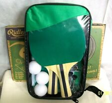 #CS-RD WILD & WOLF RIDLEY'S HOUSE OF NOVELTIES TABLE TENNIS MORE PING FOR PONG