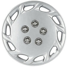 """QTY 1 Piece A/M Silver ABS Fits 1997 1998 1999 TOYOTA CAMRY 14"""" Wheel Hub Caps"""