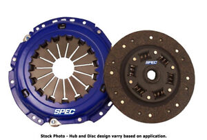 SPEC Stage 1 Single Disc Clutch Kit for 04-07 Volvo S60R SO601S