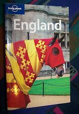 ENGLAND - Cornwall,London,York Manchester Cambridge Bath ... # LONELY PLANET