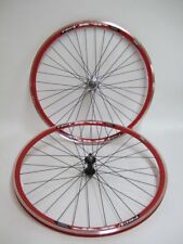 NEW RED DEEP V FIXED GEAR TRACK SS WHEEL SET VUELTA