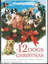 12 Dogs of Christmas (DVD, 2005) John Billingsley Bonita Friedericy Adam Hicks