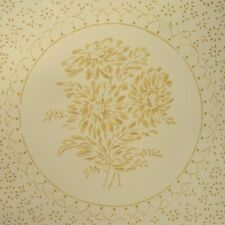 14sr Thomas Strahan Floral Medallion Graphic Historical Repro Wallpaper