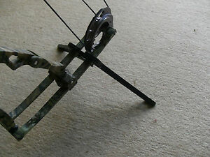 ARCHERY BOW STAND, FITS HOYT & PSE, BOWTECH MOST BOWS