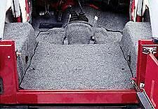 Jeep YJ 87-96 Indoor/Outdoor Carpet Kit