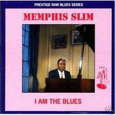 Memphis Slim - I Am The Blues (CD 2004) New