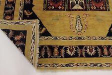 kashkouli nomades rizbaf très bien pièce unique PERSAN TAPIS tapis d'Orient