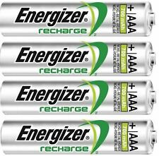 AAA ENERGIZER RECHARGEABLE BATTERIES Power Plus PRE-CHARGED 700mAh - Dect Phones