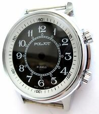POLJOT CASE AND DIAL FOR THE WATCH ALARM ,  made in USSR