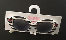NWT Gymboree Bon Voyage 2-4 Years Girls Navy Nautical Stripe Anchor Sunglasses