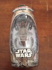 Star Wars: Titanium Series Die-cast vehículo: Jabba's Desert Skiff