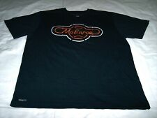 John McEnroe Neon Sign Black Shirt Adult Large Nike Vintage New Never Worn