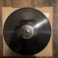 """Hal McIntyre We'll Meet Again 10"""" 78RPM Victor Vinyl"""