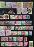 CAPE OF GOOD HOPE Stamp Collection In Stock Card - South Africa