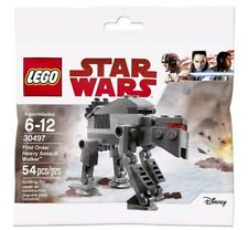 LEGO STAR WARS 30497 FIRST ORDER HEAVY ASSAULT WALKER POLYBAG
