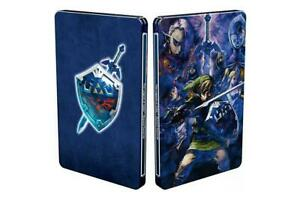 Nintendo The Legend of Zelda Skyward Sword Steelbook (NO GAME) - New sealed
