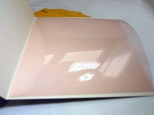 KODAK Couleur Impression Lentille Filtre 15.2X15.2cm Gélatine Carré CP-05 Rouge