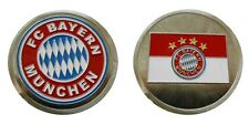 FC Bayern Munchen soccer challenge coin