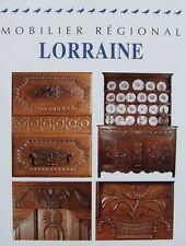 BOOK/LIVRE : MOBILIER/FRENCH FURNITURE > LORRAINE