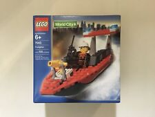 LEGO World City Police and Rescue Firefighter (7043)