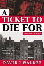 A Ticket to Die for (Wild Onion Ltd. Mysteries), Walker, David J., Good Books