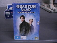 Quantum Leap Complete Collection Dvd | 27 Disc Set | Region 4 | New