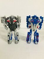 Transformers Optimus Prime  One-Step Changers Lot of 2 Hasbro Action Figures