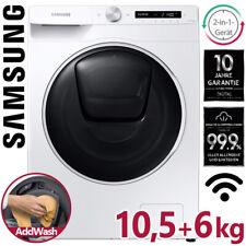 Samsung Waschtrockner 10,5+6 kg Trockner Waschmaschine Wäschetrockner AddWash