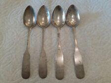 (4) Moulton Spoons.