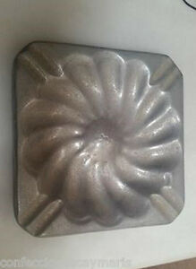 Ashtray Silver Aged Of 19cm. X 19 CM