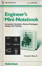 ENGINEER S MINI NOTEBOOKS schematic symbols di Forrest Mims III 1990 Radio Shack