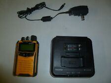 Unication G1 Ag185Bx1 148-164 Mhz Vhf Stored Voice Fire Ems Pager w Charger