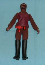 "vintage Mego Star Trek 8"" GORN alien with original belt, phaser and comminucator"