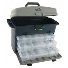John Wilson / Jarvis Walker Tackle Box storage system , removable trays
