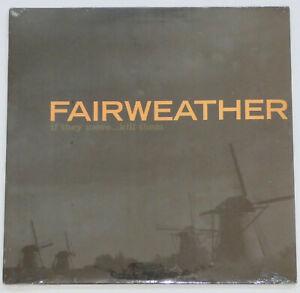FAIRWEATHER If They Move Kill Them SEALED VINYL LP (2001) 1st PRESS thrice finch