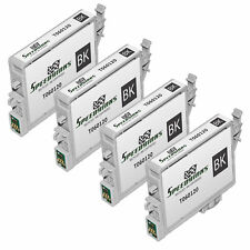 4PK T060120 for EPSON 60 BLACK Ink Cartridge Stylus C68 C88 CX4200 CX3810 CX5800