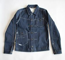 G-Star Raw Organic Vintage Denim Jacket Medium BNWT