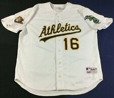 Oakland Athletics Jason Giambi #16 Baseball Rawlings Jersey Size52