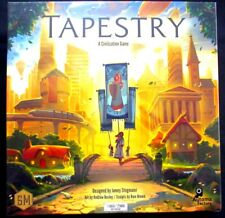 OEJ ~ Tapestry ~ A Civilization Game ~ Board Game
