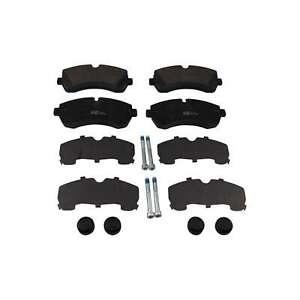 For Mercedes Sprinter 3.5-t 316 CDi Eurobrake Front Disc Brake Pads Set