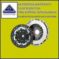 National 2 Piece Clutch Kit CK10043 Fit with Ford C-Max