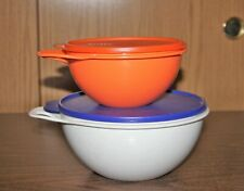 2 - Tupperware Thats A Bowl Mixing / Storage Bowls With Lid