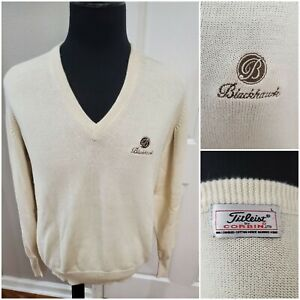 Titleist By Corbin V Kneck Sweater Men Size Large