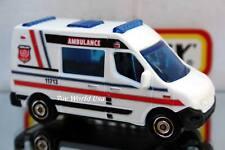 2015 Matchbox EMT Renault Master Ambulance