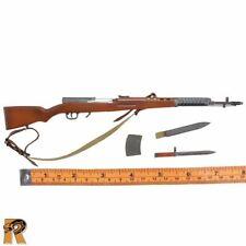 Soviet Red Navy - SVT40 Rifle & Bayonet - 1/6 Scale Alert Line Action Figures