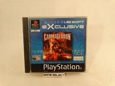 CARMAGEDDON SONY PLAYSTATION 1 2 3 ONE PS1 PS2 PS3 PSX PAL EUR ITALIANO COMPLETO