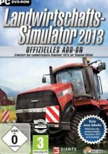 Officiel addon à l'agriculture simulator 2013 allemand NEUF