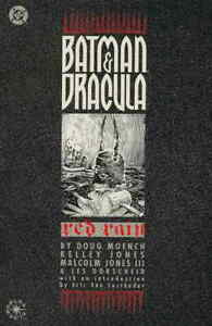 Batman and Dracula: Red Rain HC #1 VF/NM; DC   save on shipping - details in