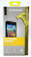 New Anti-Scratch Screen Protector by PureGear Extreme Impact for LG Stylo 2 Plus